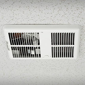 Fan Forced Ceiling Heaters