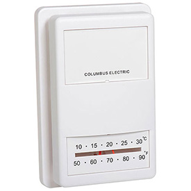 Low Voltage Wall Mounted Thermostats