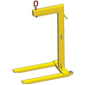 M & W Wheeled Pallet Lifters