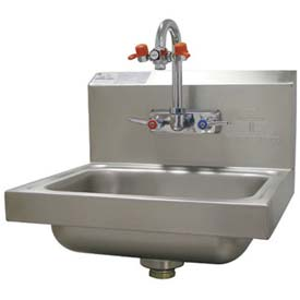 Hand Sinks With Eye Wash Faucets