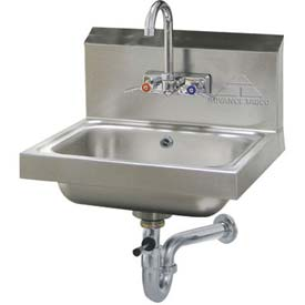 Delightful Standard Wall Mounted Hand Sinks