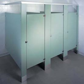 ASI Global Partitions Plastic Laminate Bathroom Partition Components