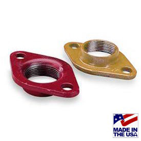 Bronze And Steel Flanges For Bronze And Cast Iron Pumps