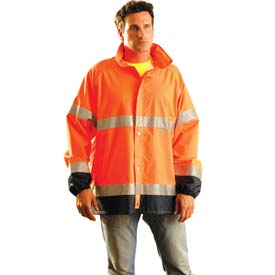 High Visibility Breathable Foul Weather Coats