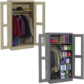 Tennsco C-Thru Standard Cabinets