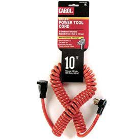 Coiled Extension/Power Supply Cords