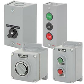 Siemens Class 50 Motor Control Stations