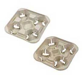 Disposable Cup Holder Trays