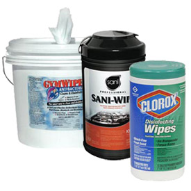 Sanitizing Wipes
