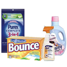 Fabric Softeners & Fresheners