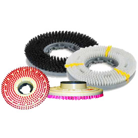 Rotary Brushes, Pad Drivers, & Clutch Plates