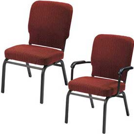 kfi oversized church stacking chairs