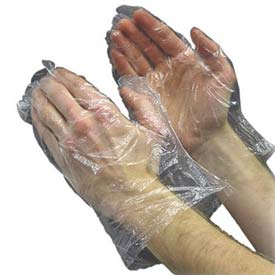 Disposable Polyethylene Gloves