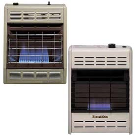 Vent-Free Blue Flame Heaters