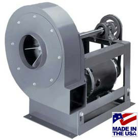 Peerless PWB Series Counterclockwise Belt Drive Radial Blade Blowers