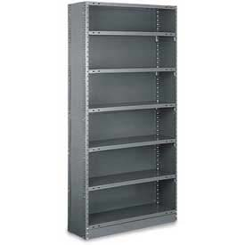 Tri-Boro Klip-It Closed Shelving