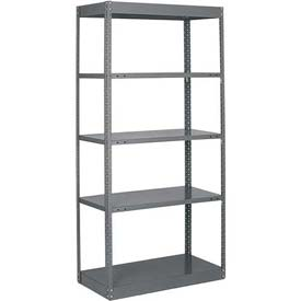 Tri-Boro Offset Sturdi-Frame Open Shelving Units
