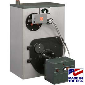 Peerless WBV Series Oil-fired Water Boilers
