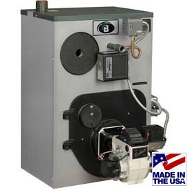 Peerless WBV Series Oil-fired Steam Boilers