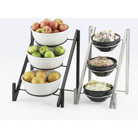 Cal-Mil Tiered Bowl Displays
