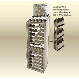 MasonWays™ Wine Displays