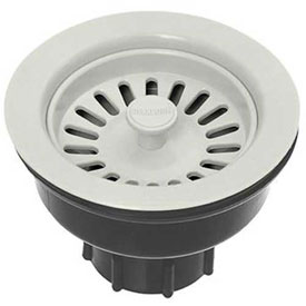 Decorator Plastic Sink Strainer Assemblies