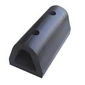 Vestil Extruded Rubber Fender Bumpers