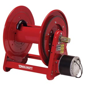 Electric Motor Driven Pressure Wash Reels