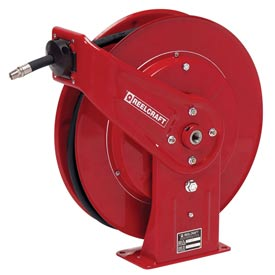 Heavy Duty Spring Retractable Medium Pressure Oil Reels