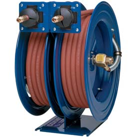 Dual Purpose Low Pressure Air/Water Multiple Hose Reels