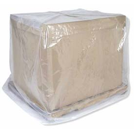 Clear Pallet Covers - 2 Mil