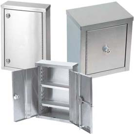 Omnimed® Stainless Steel Ambi-Top Narcotics Cabinets