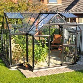 Junior Victorian Energy-Efficient Greenhouses