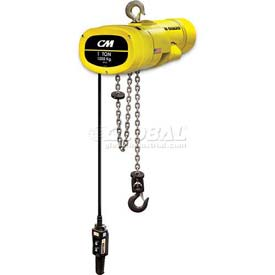 CM® Columbus McKinnon Man Guard Electric Hoists