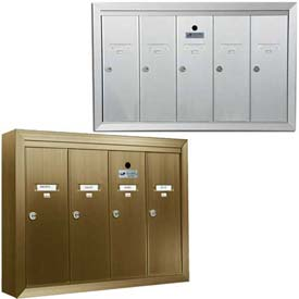 Apartment Building Mailboxes commercial mailboxes–wall mount 4b - globalindustrial