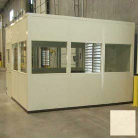 PortaFab Modular Inplant Offices - Steel Panel Class A Fire And Sound Rated