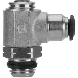 Alpha Fittings Push-To-Connect Flow Controls