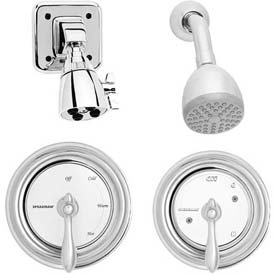 Speakman ® Pressure Balance Shower & Tub Combination Faucets