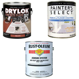 Rust-Oleum Floor & Deck Coatings