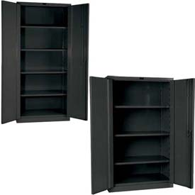Hallowell 14 Gauge Extra Heavy-Duty Galvanite DuraTough Storage Cabinets