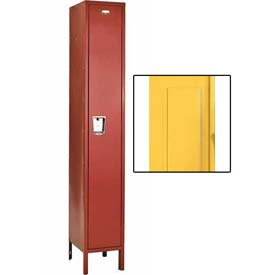 Penco Guardian Medallion Single Tier 1-Wide Steel Lockers