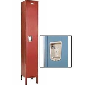 Penco Guardian Defiant II Single Tier 1-Wide Steel Lockers