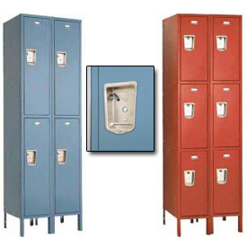 Penco Guardian Defiant II Double & Triple Tier 2-Wide Steel Lockers