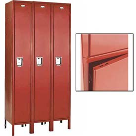Penco Guardian Plus Single Tier 3-Wide Steel Lockers