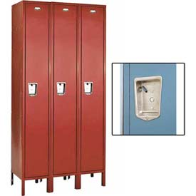 Penco Guardian Defiant II Single Tier 3-Wide Steel Lockers