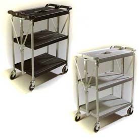 Folding Shelf Carts