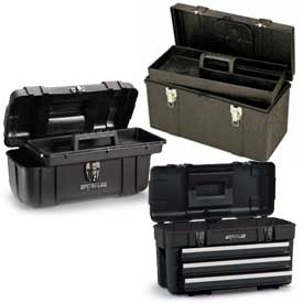 Plastic Tool Boxes