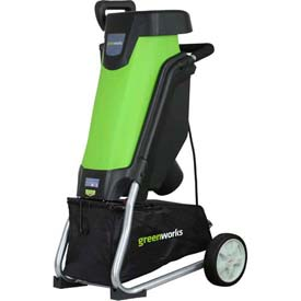 GreenWorks Shredder
