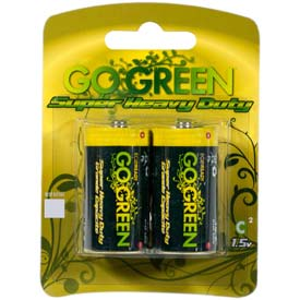 PerfPower GoGreen Alkaline Batteries