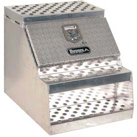 Buyers Aluminum Truck Step Boxes